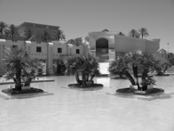 See details of Luxor Hotel and Casino pool area